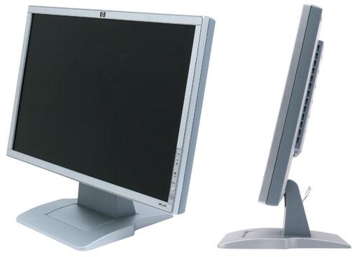 hp w19 19 inch widescreen flat panel part number em885aa aba 18 - مانیتور 19 اینچ LCD واید HP W19استوک