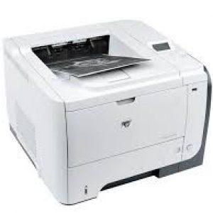 پرینتر استوک لیزری سیاه و سفید HP 3015dnاستوک