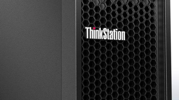 lenovo desktop sff workstation thinkstation p310 front detail 3 600x337 - کامپیوتر ورک استیشن لنوو Lenovo ThinkStation P310استوک