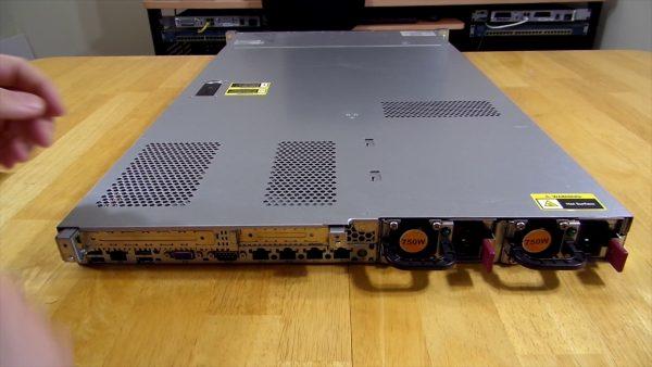 maxresdefault 600x338 - سرور اچ پی HP Proliant DL360 G8 استوک