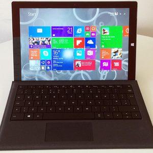 ماکروسافت سرفیس پرو ۳ Microsoft Surface Pro استوک