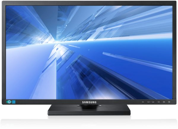 obrazek 1 600x437 - مانیتور 22 اینچ LED سامسونگ Samsung S22C200 استوک