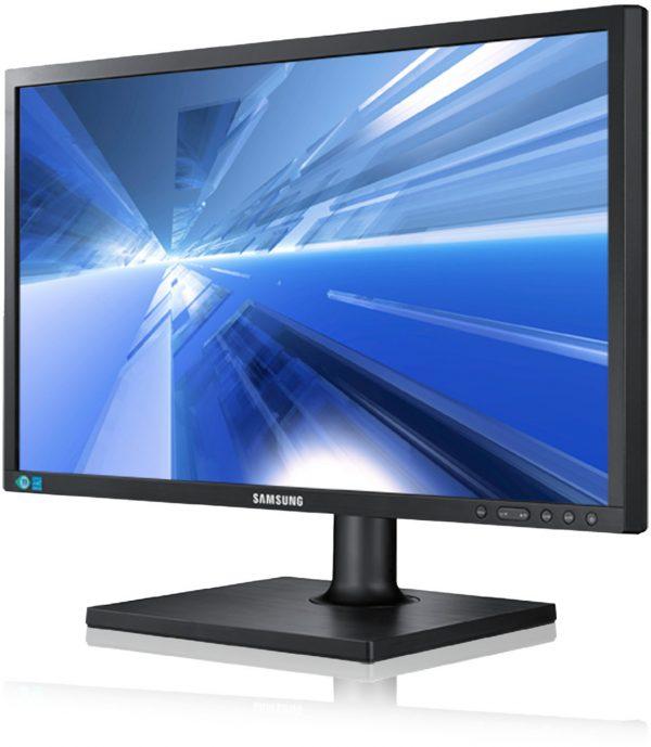 obrazek 2 600x689 - مانیتور 22 اینچ LED سامسونگ Samsung S22C200 استوک