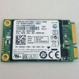 هارد SSD پرسرعت mSata 128GB استوک