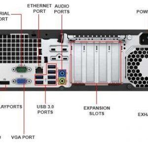 مینی کیس اچ پی مدل HP 800 G2 SFF آکبند