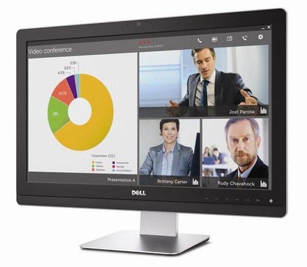 D M UZ2315H uz2315h 1 - مانیتور حرفه ای 23 اینچ IPS دل Dell UltraSharp UZ2315Hاستوک