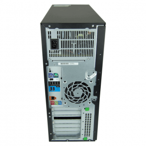 کیس اقتصادی ورک استیشن  HP Workstation Z420 استوک