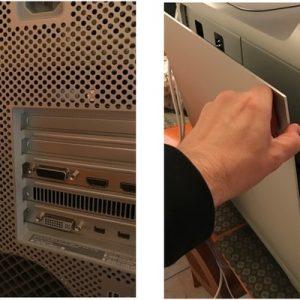 کیس ورک استیشن اپل Apple Mac Workstation Pro 4.1استوک