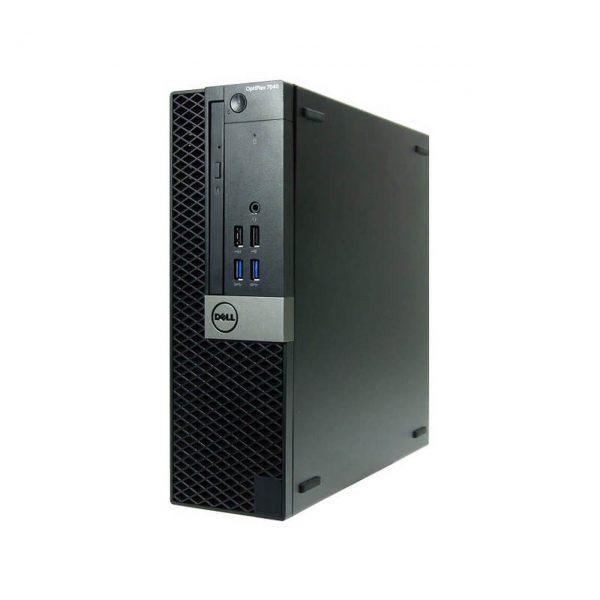 7040 sff 1  09424.1557299290 600x600 - کیس قدرتمند دل Dell Optiplex 7040 SFF (رم ۱۶ گیگ)