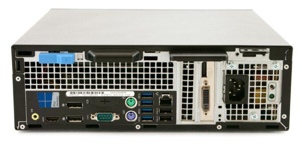 Optiplex 7040 SFF 3 600x287 - کیس قدرتمند دل Dell Optiplex 7040 SFF (رم ۱۶ گیگ)