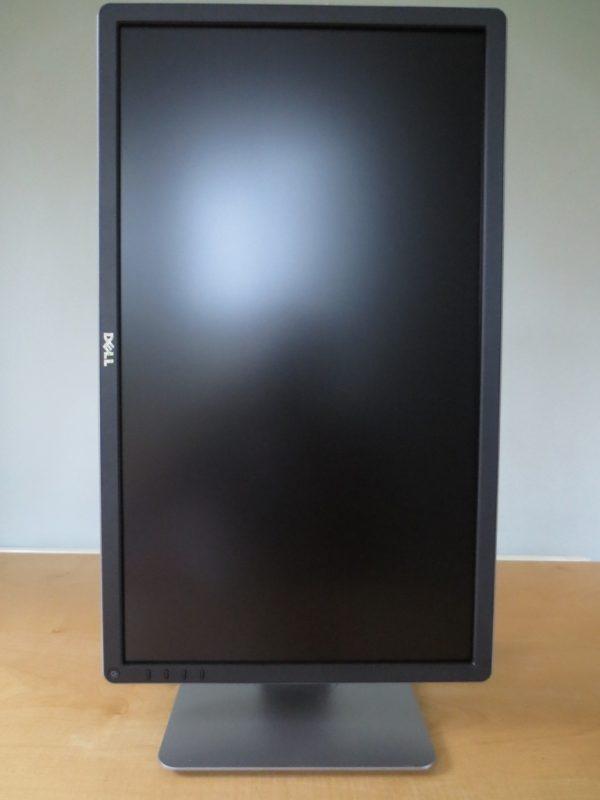 P2414H portrait 600x800 - مانیتور 24 اینچ IPS دل Dell P2414hb استوک