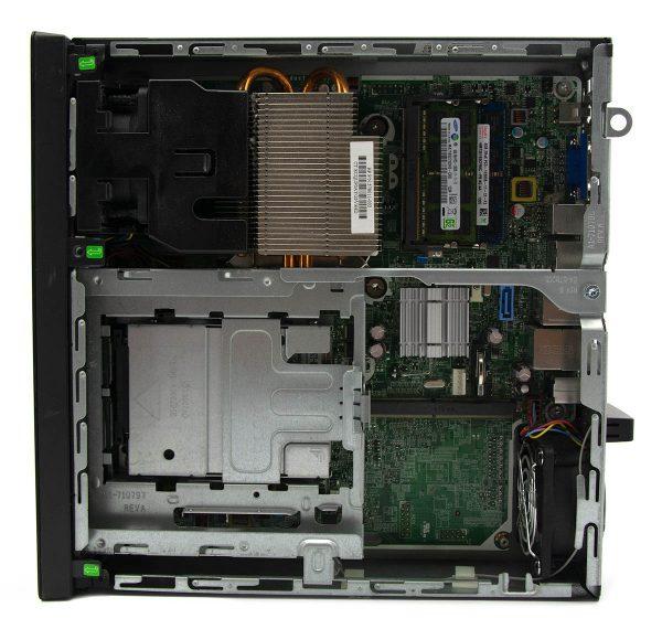 100495 600x570 - مینی کامپیوتر HP مدل  HP 800 G1 Ultra Slim استوک