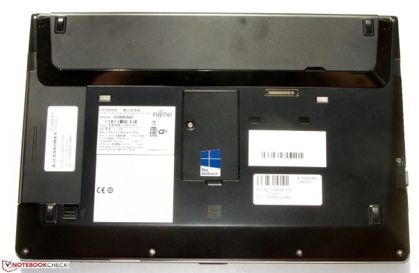 csm Fujitsu Lifebook S935 Unterseite2 09b90a218c 600x392 - لپ تاپ فوجیتسو لایف بوک Fujitsu Lifebook S935