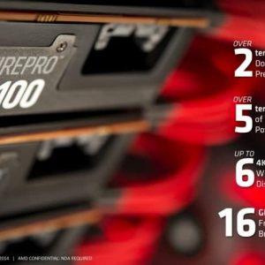 کارت گرافیک ۱۶ گیگ AMD FirePro W9100استوک