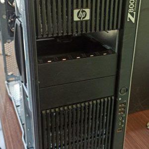 کیس قدرتمند HP Workstation Z800 کانفیک B استوک