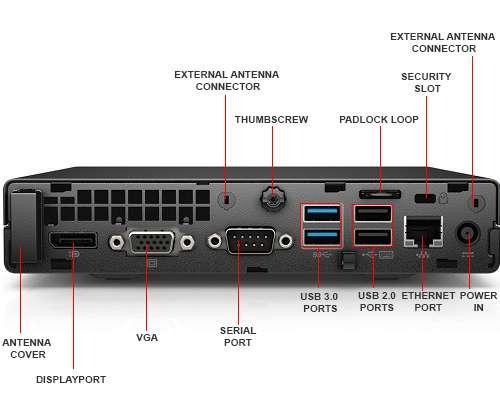 unnamed - مینی کیس اچ پی HP ProDesk 400 G2 Desktop mini