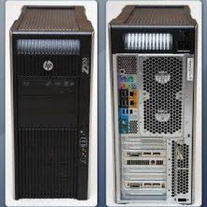 کیس ورک استیشن اچ پی Hp Workstation z820 استوک