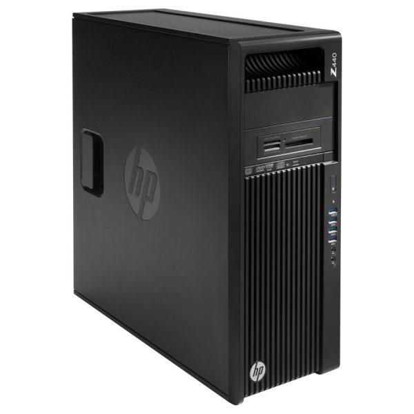 کامپیوتر ورک استیشن اچ پی HP Worksatation Z440 استوک (کانفیگ D)
