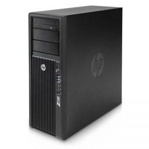 کیس ورک استیشن اچ پی HP z420