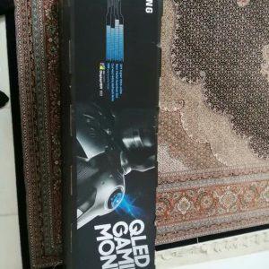 مانیتور ۴۹ اینچ گیمینگ سامسونگ مدل Samsung LC49HG90 اکبند