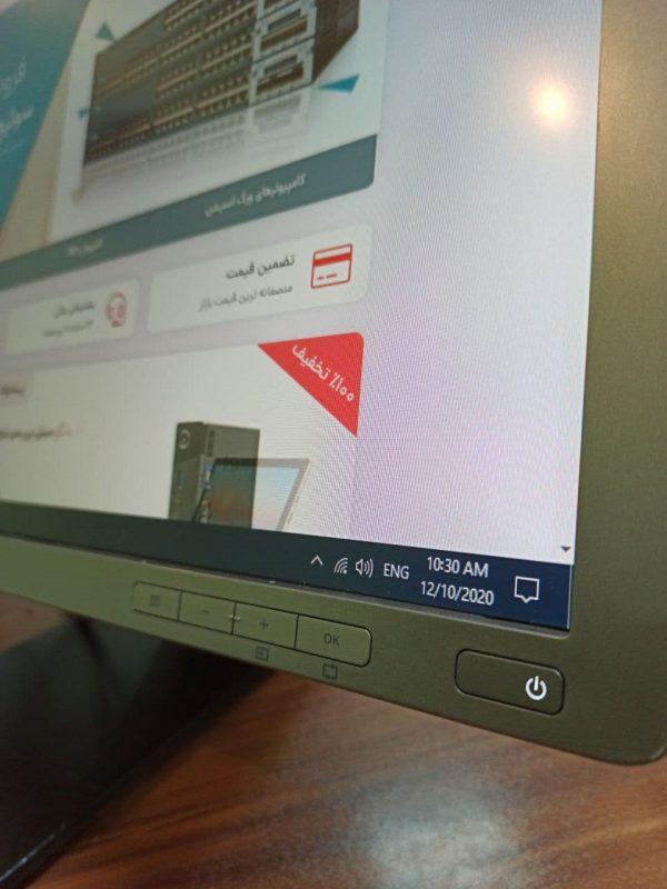 مانیتور 24 اینچ LED IPS اچ پی HP e241i استوک
