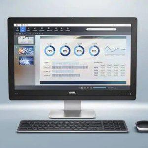 تین کلاینت و مانیتور All In One Dell WYSE 5040