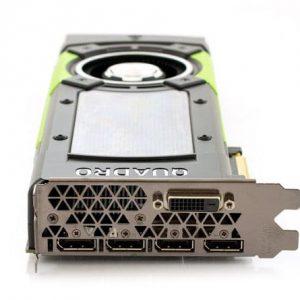 کارت گرافیکNVIDIA مدل Nvidia Quadro P6000