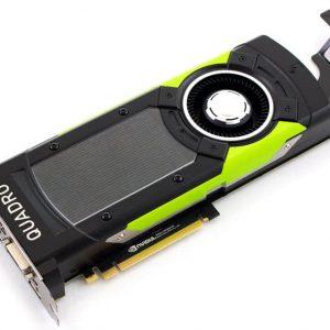 کارت گرافیکNVIDIA مدل Nvidia Quadro P6000استوک