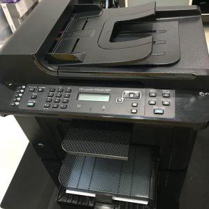 پرینتر ۴ کاره HP لیزری HP Laserjet Pro M1536 DNF استوک