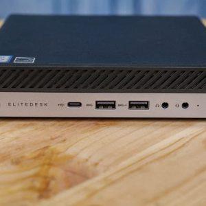 مینی کیس اچ پی HP EliteDesk 800 G4 mini استوک