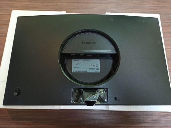 مانیتور 24 اینچ خمیده 144هرتز سامسونگ SAMSUNG C24rG50FQM اکبند