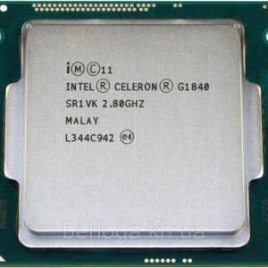 پردازنده Intel® Celeron® Processor G1840 استوک