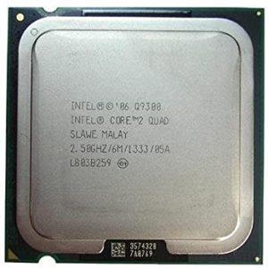 پردازنده مرکزی Intel® Core™2 Quad Processor Q9300 استوک