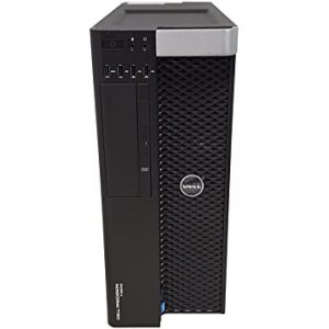 کیس ورک استیشن دل Dell Precision T3600 استوک