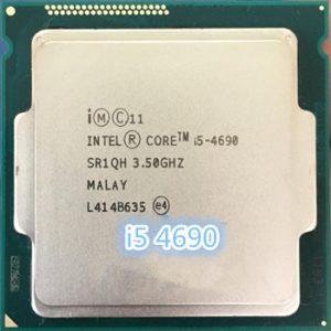 پردازنده Intel® Core™ i5-4690 Processor استوک