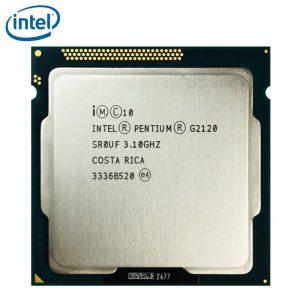 پردازنده مرکزی Intel® Pentium® Processor G2120 استوک