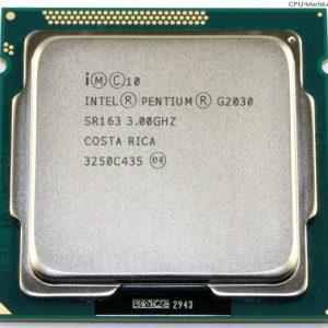 پردازنده Intel® Pentium® Processor G2030 استوک