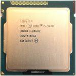پردازنده Intel® Core™ i5-3470 Processor استوک