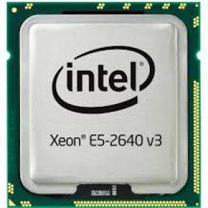 پردازنده Intel® Xeon® Processor E5-2640 v3 استوک