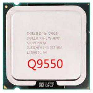 پردازنده مرکزی Intel® Core™2 Quad Processor Q9550 استوک