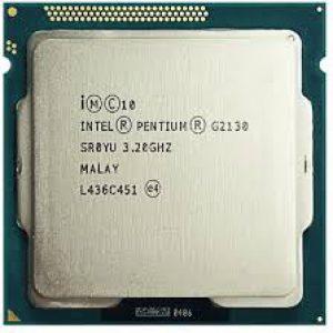 پردازنده Intel® Pentium® Processor G2130 استوک