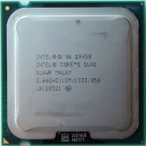 پردازنده مرکزی Intel® Core™2 Quad Processor Q9450 استوک