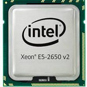 پردازنده Intel Xeon E5-2650 v2 استوک