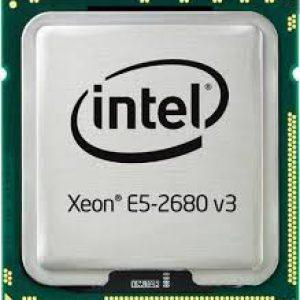 پردازنده Intel® Xeon® Processor E5-2680 v3 استوک