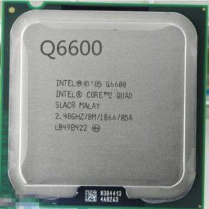 پردازنده مرکزیIntel® Core™2 Quad Processor Q6600
