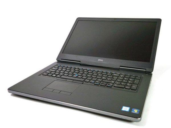 لپ تاپ رندرینگ دل Dell 7710 استوک