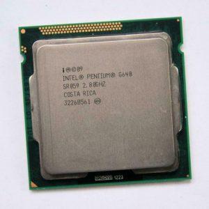 پردازنده مرکزی Intel® Pentium® Processor G640 استوک