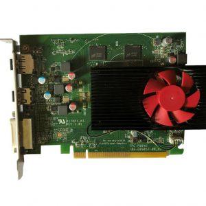 کارت گرافیگ ۴ گیگ HP RX 550 4GB DDR5 استوک