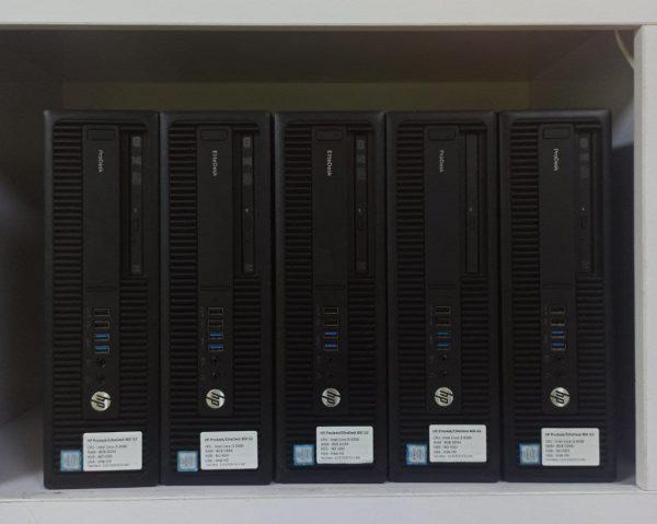 مینی کیس HP ProDesk 600 G2 SFFاستوک