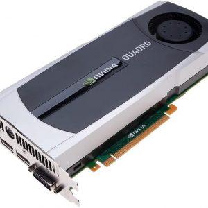 کارت گرافیک آکبند کوادرو Nvidia Quadro 6000 6GB DDR5